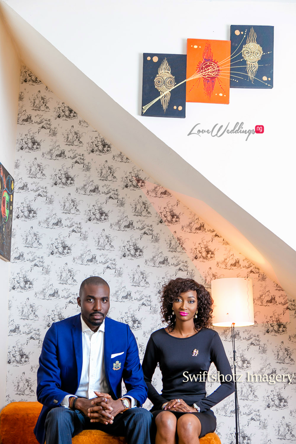 Nigerian Engagement Shoot - Joan & Lanre LoveweddingsNG7