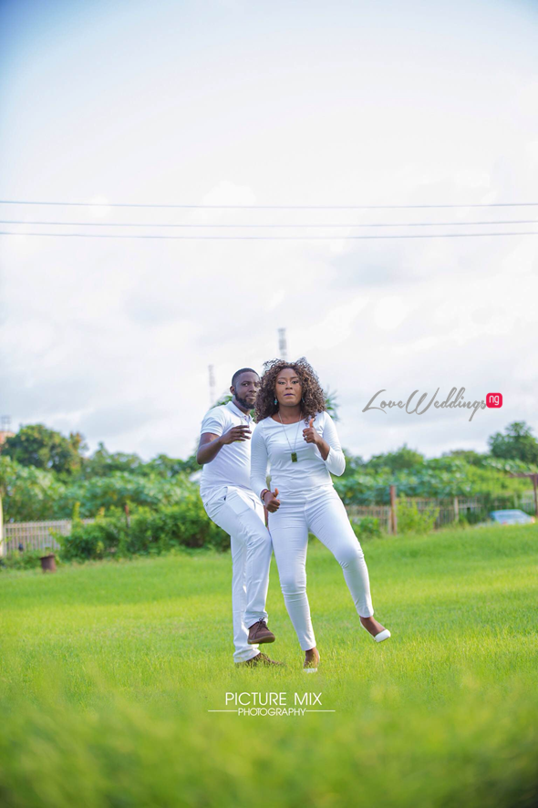 Nigerian Engagement Shoot - Joan and Lanre LoveweddingsNG Picture Mix Photography2