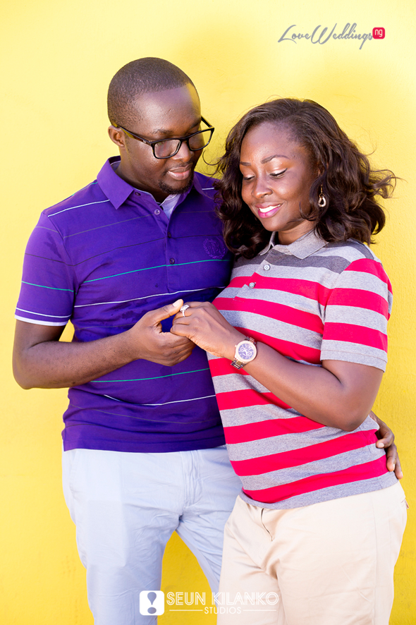 Nigerian Engagement Shoot - Titilayo and Olaolu Seun Kilanko Studios LoveweddingsNG11