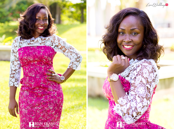 Nigerian Engagement Shoot - Titilayo and Olaolu Seun Kilanko Studios LoveweddingsNG12