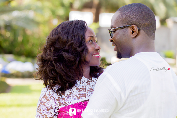 Nigerian Engagement Shoot - Titilayo and Olaolu Seun Kilanko Studios LoveweddingsNG13