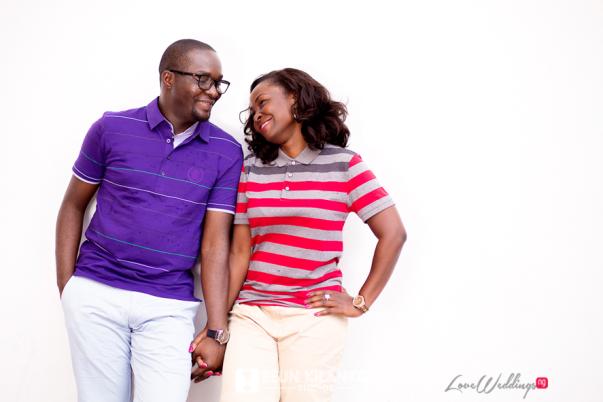 Nigerian Engagement Shoot - Titilayo and Olaolu Seun Kilanko Studios LoveweddingsNG5