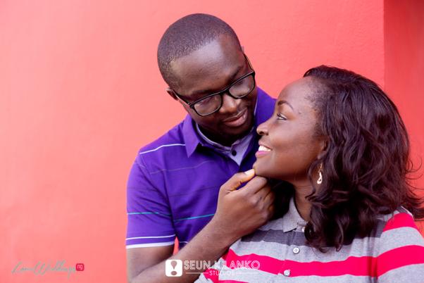 Nigerian Engagement Shoot - Titilayo and Olaolu Seun Kilanko Studios LoveweddingsNG7