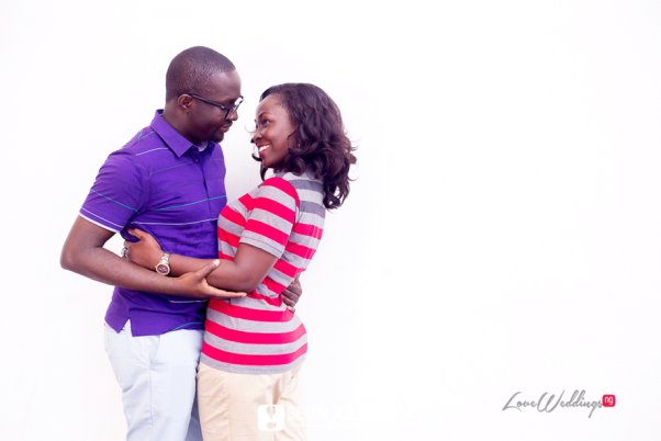 Nigerian Engagement Shoot - Titilayo and Olaolu Seun Kilanko Studios LoveweddingsNG8