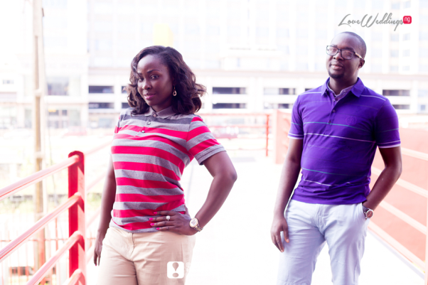 Nigerian Engagement Shoot - Titilayo and Olaolu Seun Kilanko Studios LoveweddingsNG9