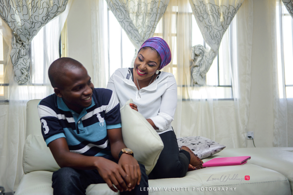 Nigerian Muslim Pre Wedding Shoot - Kamilah & Yakubu's Engagement Session Lemmy Vedutti LoveweddingsNG