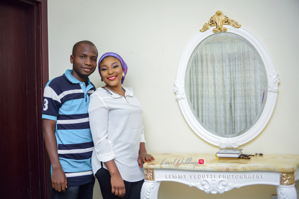 Nigerian Muslim Pre Wedding Shoot - Kamilah & Yakubu's Engagement Session Lemmy Vedutti LoveweddingsNG1