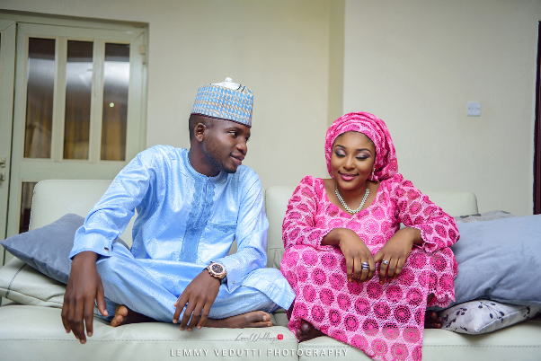 Nigerian Muslim Pre Wedding Shoot - Kamilah & Yakubu's Engagement Session Lemmy Vedutti LoveweddingsNG11