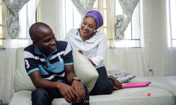 """We met in secondary school"" – Kamilah & Yakubu