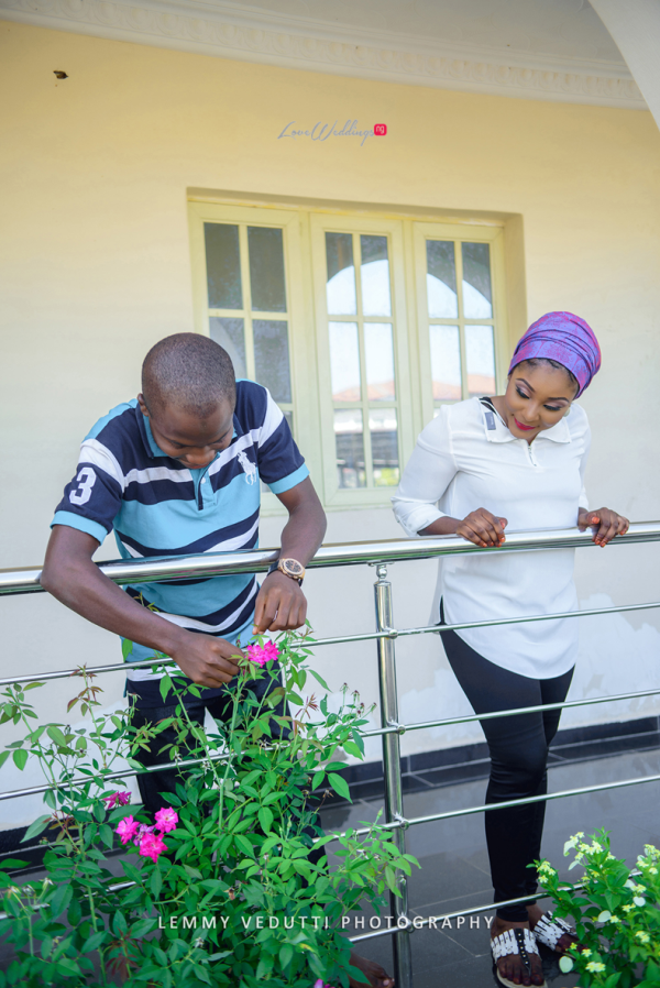 Nigerian Muslim Pre Wedding Shoot - Kamilah & Yakubu's Engagement Session Lemmy Vedutti LoveweddingsNG2