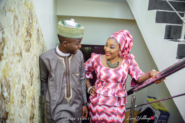 Nigerian Muslim Pre Wedding Shoot - Kamilah & Yakubu's Engagement Session Lemmy Vedutti LoveweddingsNG4