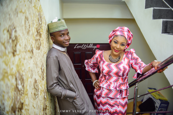 Nigerian Muslim Pre Wedding Shoot - Kamilah & Yakubu's Engagement Session Lemmy Vedutti LoveweddingsNG5