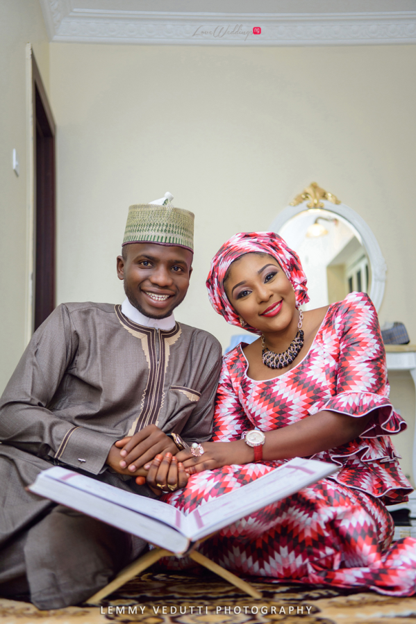Nigerian Muslim Pre Wedding Shoot - Kamilah & Yakubu's Engagement Session Lemmy Vedutti LoveweddingsNG7