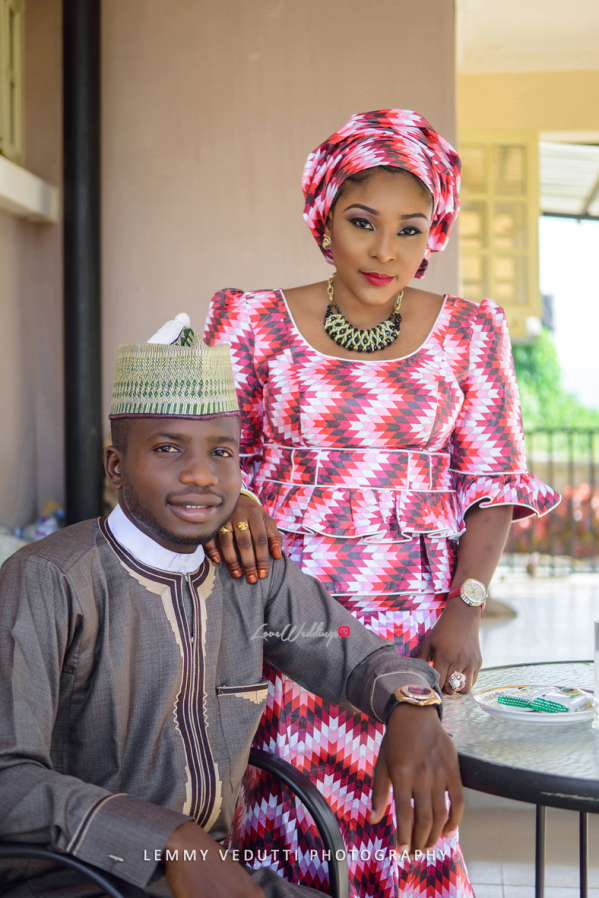 Nigerian Muslim Pre Wedding Shoot - Kamilah & Yakubu's Engagement Session Lemmy Vedutti LoveweddingsNG8