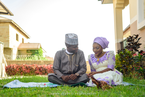 Nigerian Muslim Pre Wedding Shoot - Kamilah & Yakubu's Engagement Session Lemmy Vedutti LoveweddingsNG9