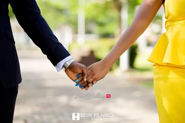 Nigerian Pre Wedding Shoot - Sope and Dotun LoveweddingsNG Seun Kilanko Studios12