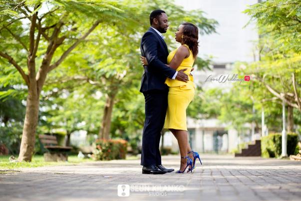 Nigerian Pre Wedding Shoot - Sope and Dotun LoveweddingsNG Seun Kilanko Studios13