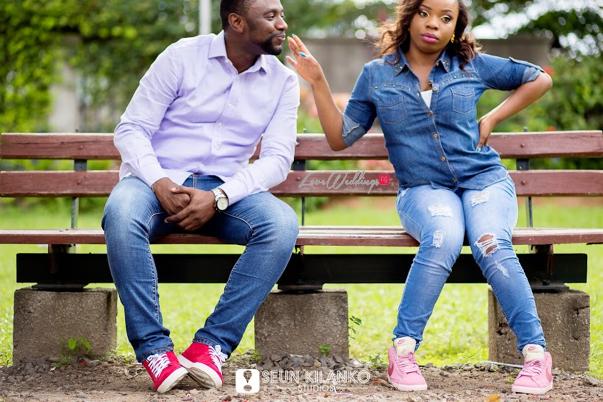 Nigerian Pre Wedding Shoot - Sope and Dotun LoveweddingsNG Seun Kilanko Studios14