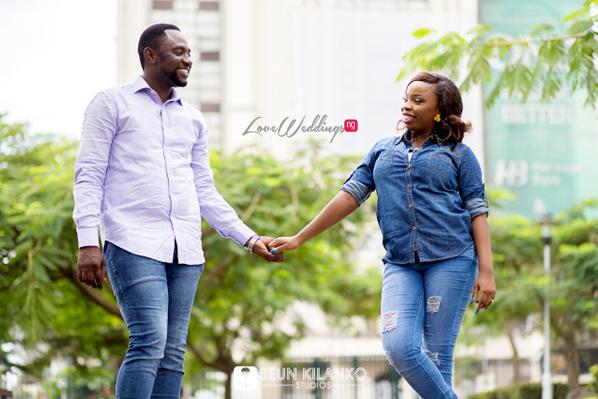 Nigerian Pre Wedding Shoot - Sope and Dotun LoveweddingsNG Seun Kilanko Studios18