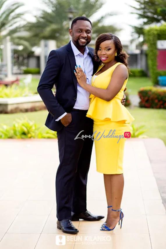 Nigerian Pre Wedding Shoot - Sope and Dotun LoveweddingsNG Seun Kilanko Studios2