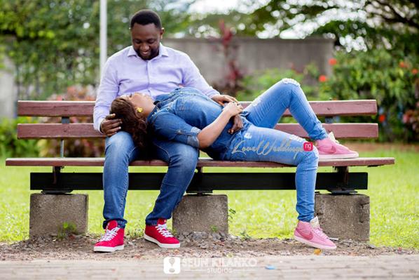 Nigerian Pre Wedding Shoot - Sope and Dotun LoveweddingsNG Seun Kilanko Studios20