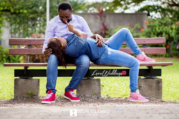Nigerian Pre Wedding Shoot - Sope and Dotun LoveweddingsNG Seun Kilanko Studios21