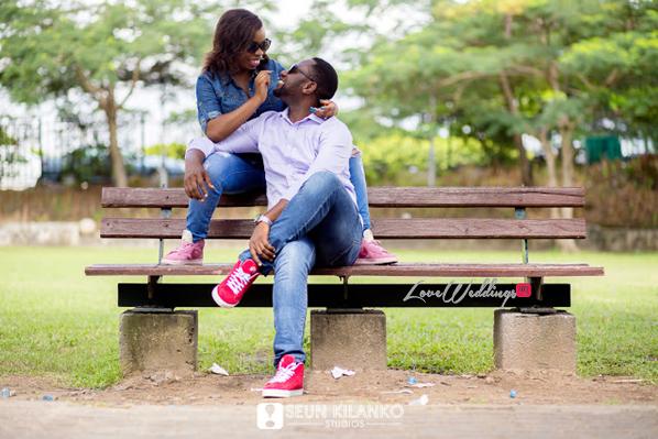 Nigerian Pre Wedding Shoot - Sope and Dotun LoveweddingsNG Seun Kilanko Studios22