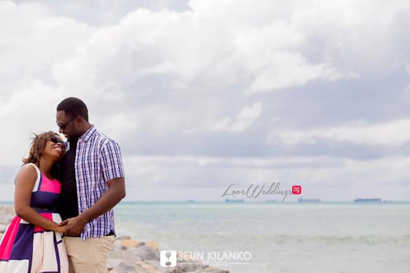 Nigerian Pre Wedding Shoot - Sope and Dotun LoveweddingsNG Seun Kilanko Studios25