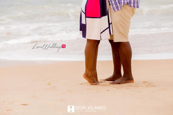 Nigerian Pre Wedding Shoot - Sope and Dotun LoveweddingsNG Seun Kilanko Studios26