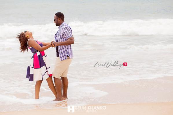 Nigerian Pre Wedding Shoot - Sope and Dotun LoveweddingsNG Seun Kilanko Studios27