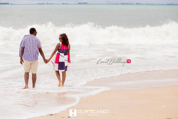 Nigerian Pre Wedding Shoot - Sope and Dotun LoveweddingsNG Seun Kilanko Studios29