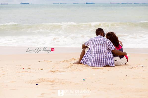 Nigerian Pre Wedding Shoot - Sope and Dotun LoveweddingsNG Seun Kilanko Studios30
