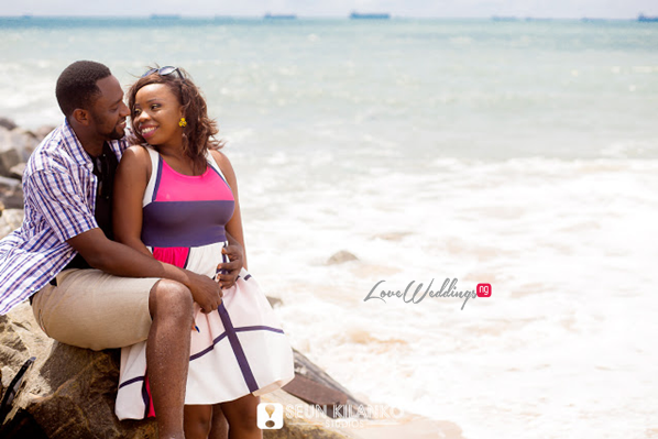 Nigerian Pre Wedding Shoot - Sope and Dotun LoveweddingsNG Seun Kilanko Studios31
