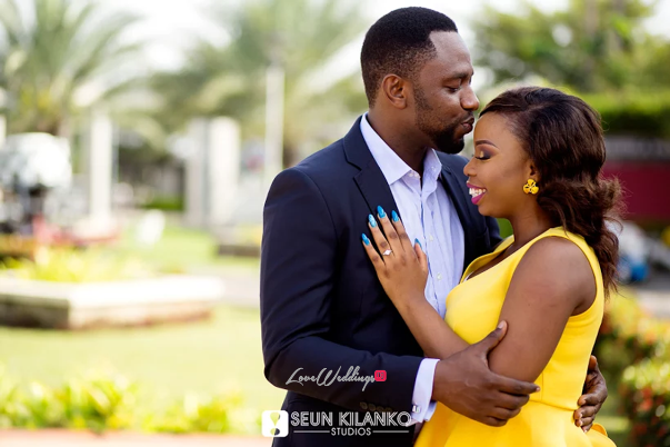 Nigerian Pre Wedding Shoot - Sope and Dotun LoveweddingsNG Seun Kilanko Studios4
