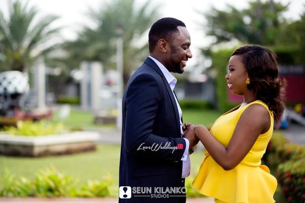 Nigerian Pre Wedding Shoot - Sope and Dotun LoveweddingsNG Seun Kilanko Studios6