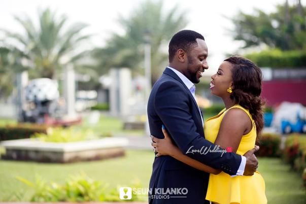 Nigerian Pre Wedding Shoot - Sope and Dotun LoveweddingsNG Seun Kilanko Studios7