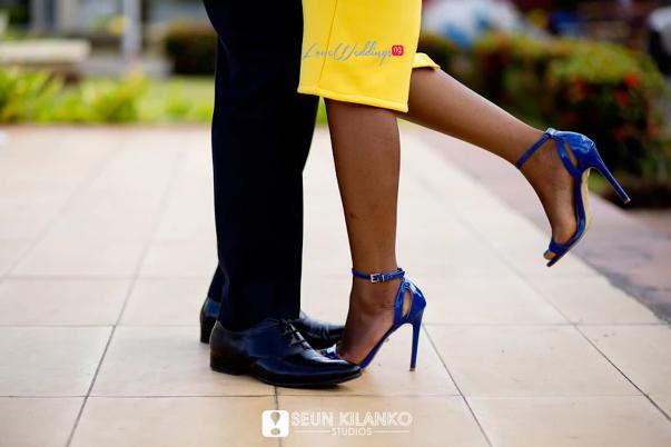 Nigerian Pre Wedding Shoot - Sope and Dotun LoveweddingsNG Seun Kilanko Studios8