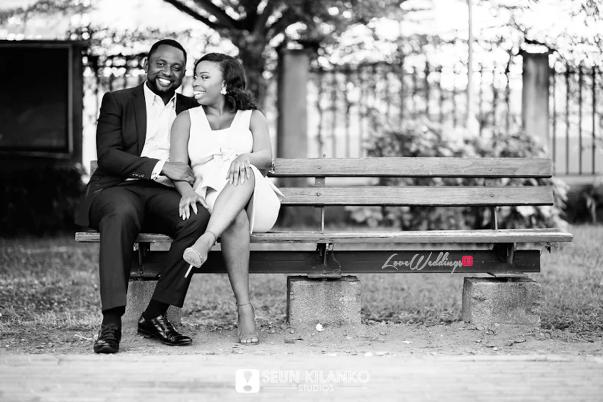 Nigerian Pre Wedding Shoot - Sope and Dotun LoveweddingsNG Seun Kilanko Studios9