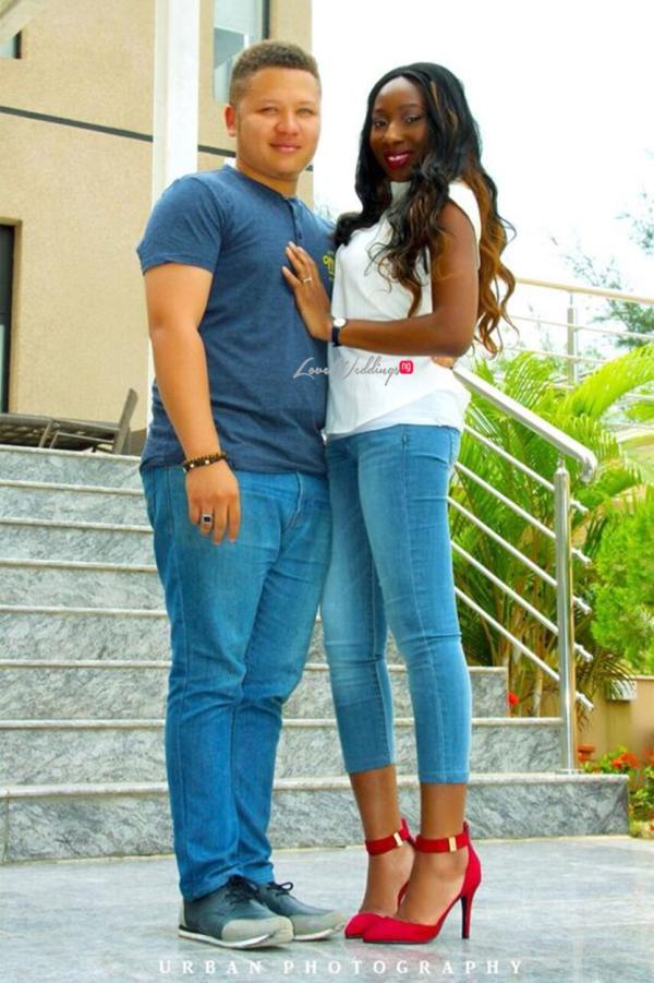 Nigerian Pre Wedding Shoot - Temitope and Pablo LoveweddingsNG20