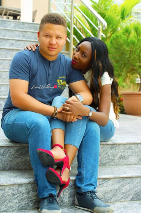 Nigerian Pre Wedding Shoot - Temitope and Pablo LoveweddingsNG3