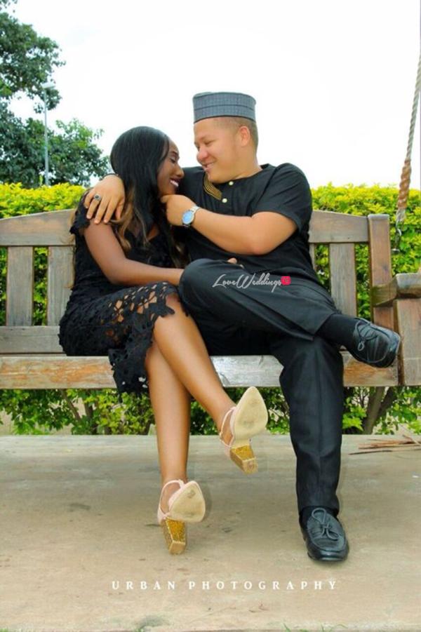 Nigerian Pre Wedding Shoot - Temitope and Pablo LoveweddingsNG8