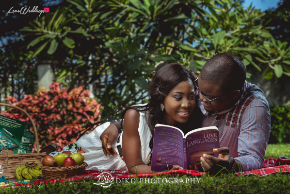 Nigerian Pre wedding Shoot - Olubusola and Oriyomi LoveweddingsNG Diko Photography