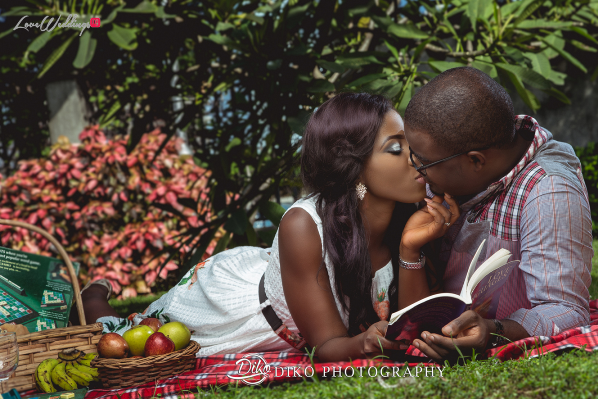 Nigerian Pre wedding Shoot - Olubusola and Oriyomi LoveweddingsNG Diko Photography2