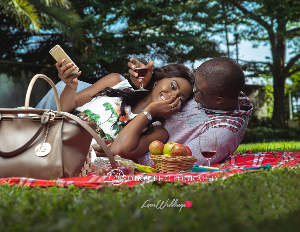 Nigerian Pre wedding Shoot - Olubusola and Oriyomi LoveweddingsNG Diko Photography4