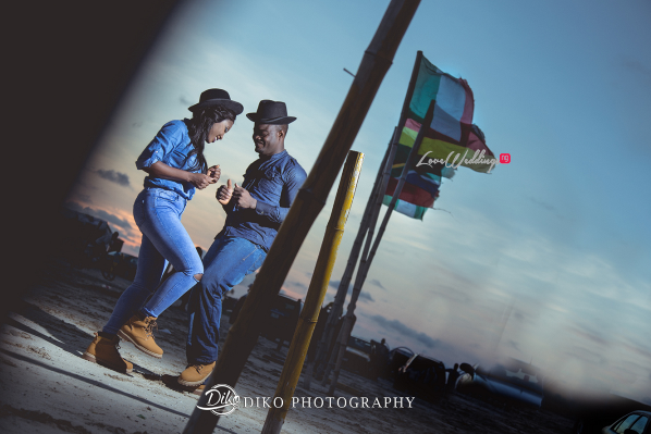 Nigerian Pre wedding Shoot - Olubusola and Oriyomi LoveweddingsNG Diko Photography7