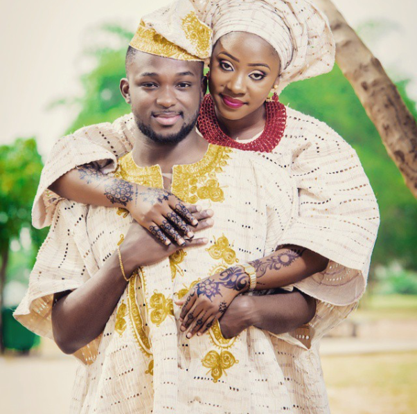 Nigerian Traditional Prewedding Shoot - LoveweddingsNG1
