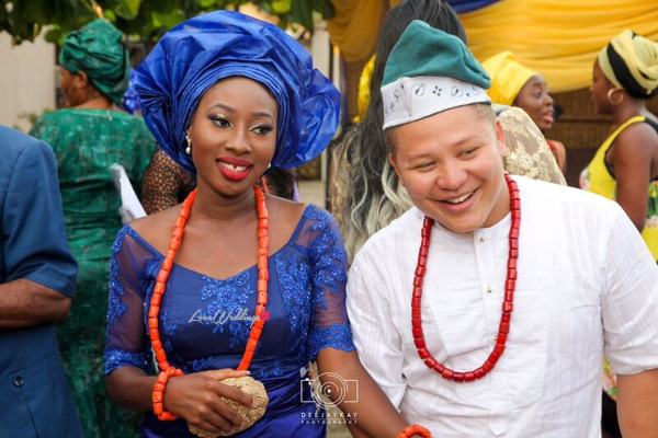 Nigerian Traditional Wedding - Temitope and Pablo LoveweddingsNG27