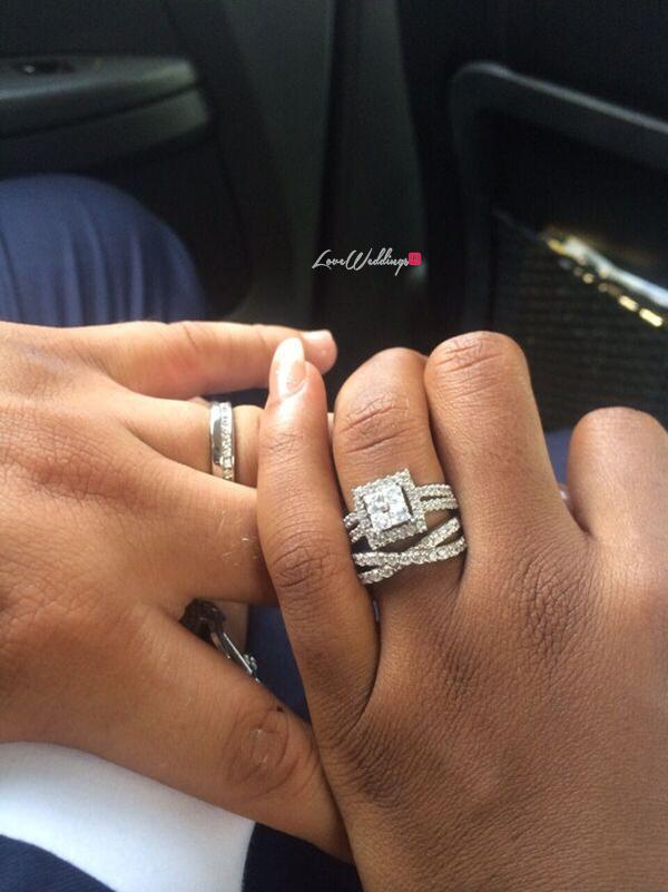 Nigerian White Wedding - Temitope and Pablo LoveweddingsNG12