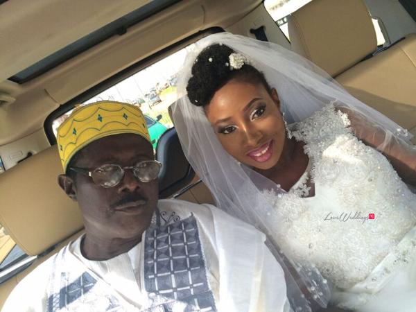 Nigerian White Wedding - Temitope and Pablo LoveweddingsNG13