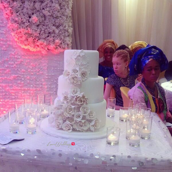 Nigerian White Wedding - Temitope and Pablo LoveweddingsNG14